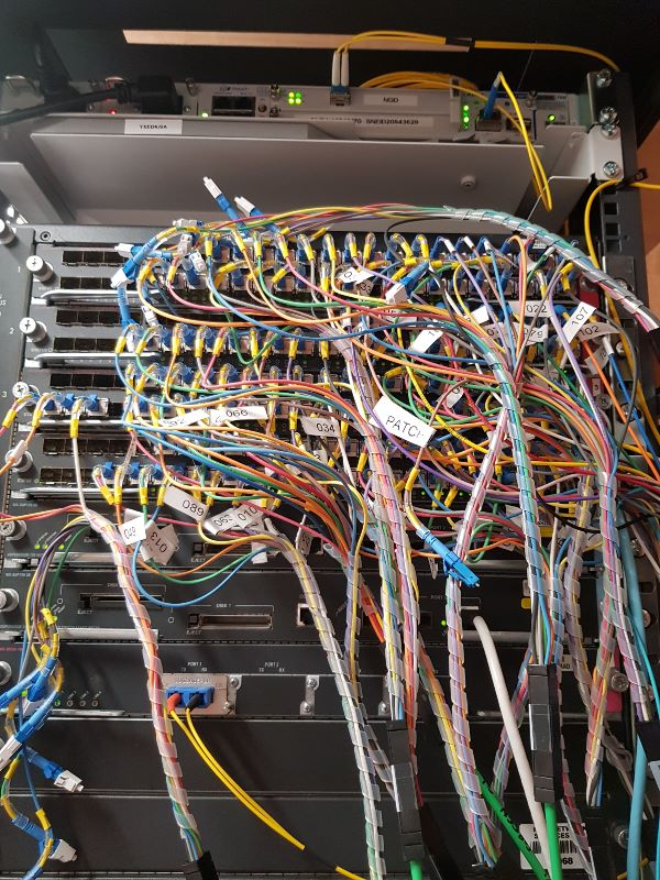 server in the Hub