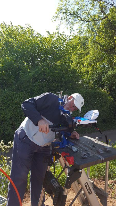 Jim D Preparing the Bullet